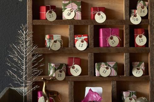 Weihnachtsstimmung: Adventkalender
