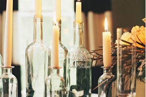 DIY-Kerzenhalter: So geht's