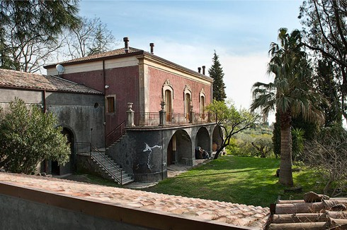 Villa Monaci delle Terre Nere