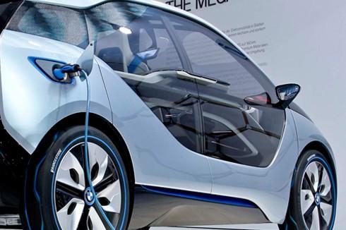 Erster Elektro-BMW