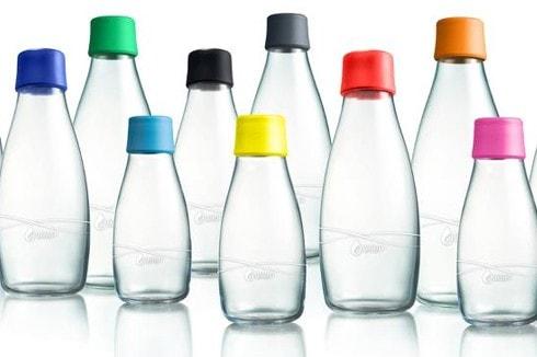 RETAP: Nachfüllbare Designflasche