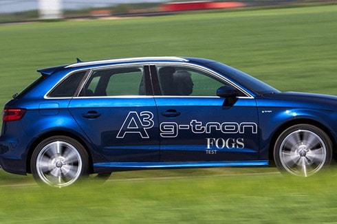 Audi A3 Sportback g-tron im Test