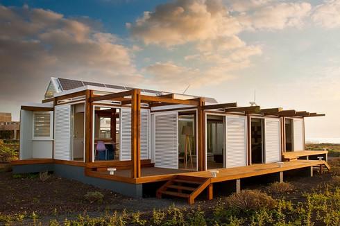 Casas Iter Bioclimaticas – bioklimatische Designvillen