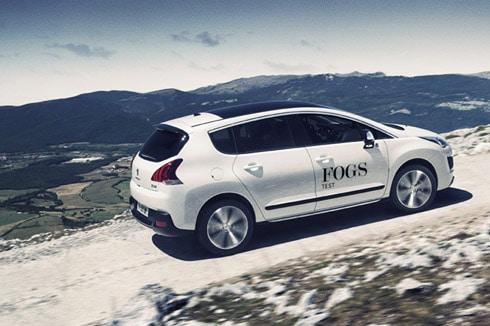 Peugeot 3008 Hybrid im Test