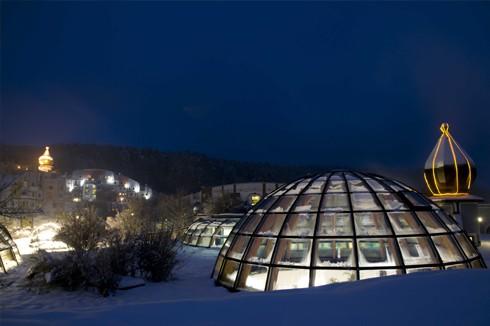 Weihnachten im Rogner Bad Blumau