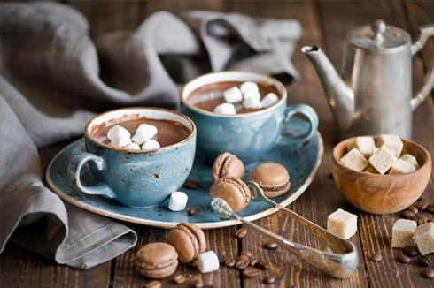 Wohlfühlglück zum Trinken: Heiße Schokolade