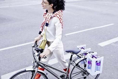 Gewinnspiel: Vöslauer Fahrradhalterung