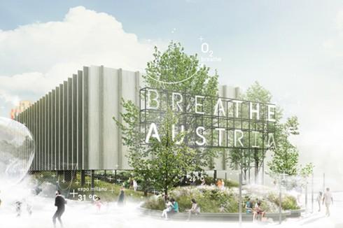 EXPO 2015: Österreich Pavillon als Publikumsmagnet