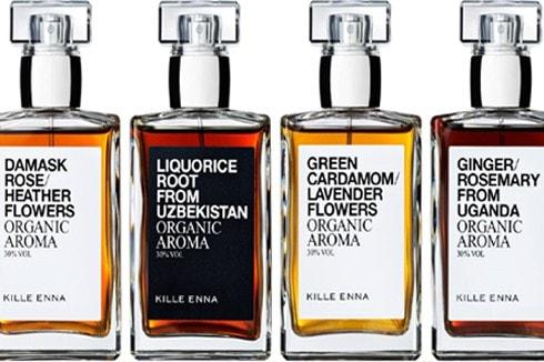 Parfum zum Trinken: Kille Enna