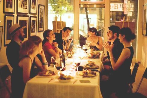 TRENDALARM: LOCAL DINNER