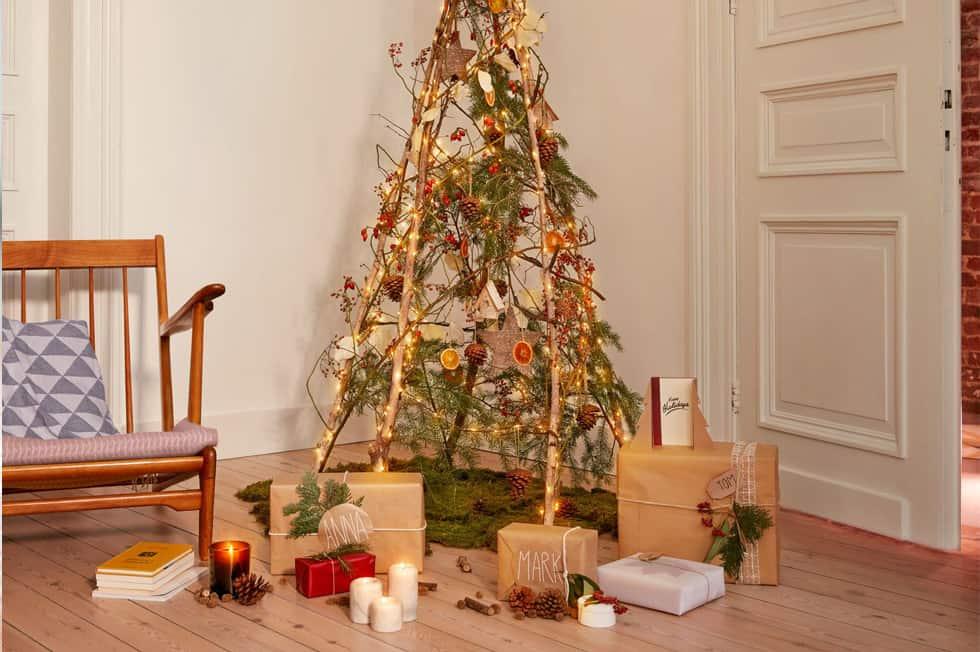 Green Christmas mit DIY-Ideen von Provamel