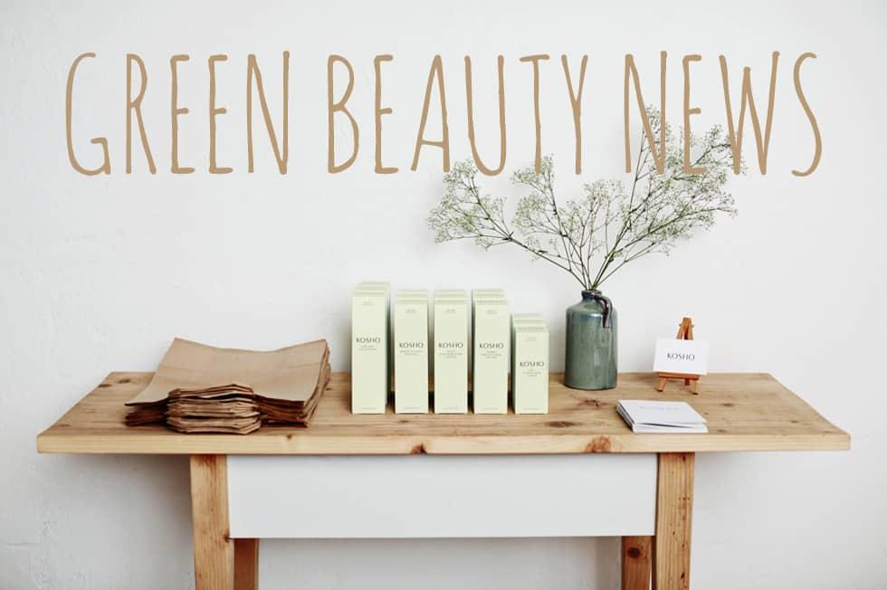 Die neuen Green Beauty Highlights