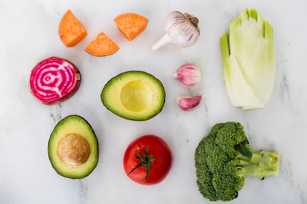 7 Veggies für strahlende & gesunde Haut