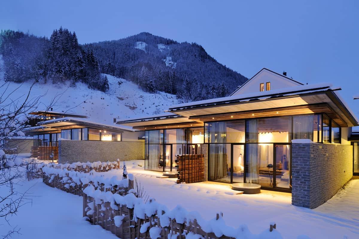 Kleinod in den Bergen: Im Wiesergut Saalbach-Hinterglemm finden wir Ruhe und Entspannung