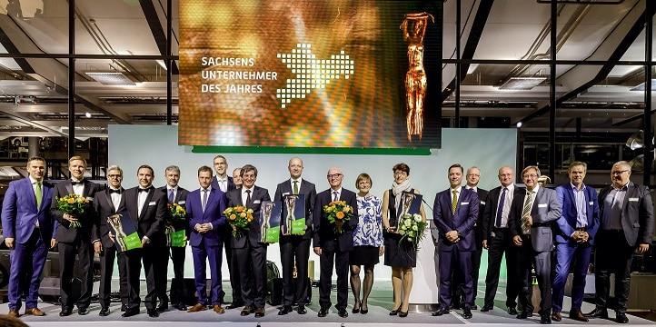 """Judith Faller-Moog unter den TOP 5 für  """"Sachsens Unternehmer des Jahres"""""""