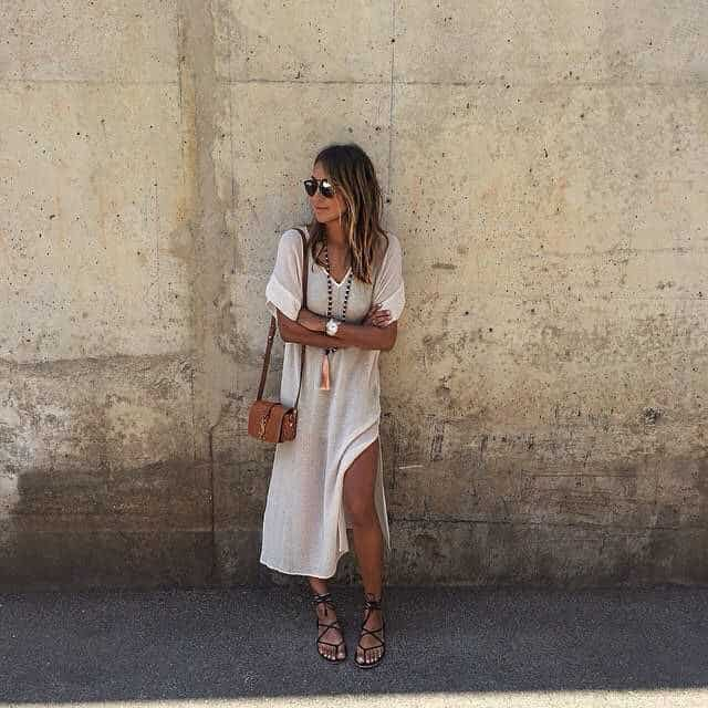 SUMMER-MUST-HAVE SEIT 1400: DER KAFTAN