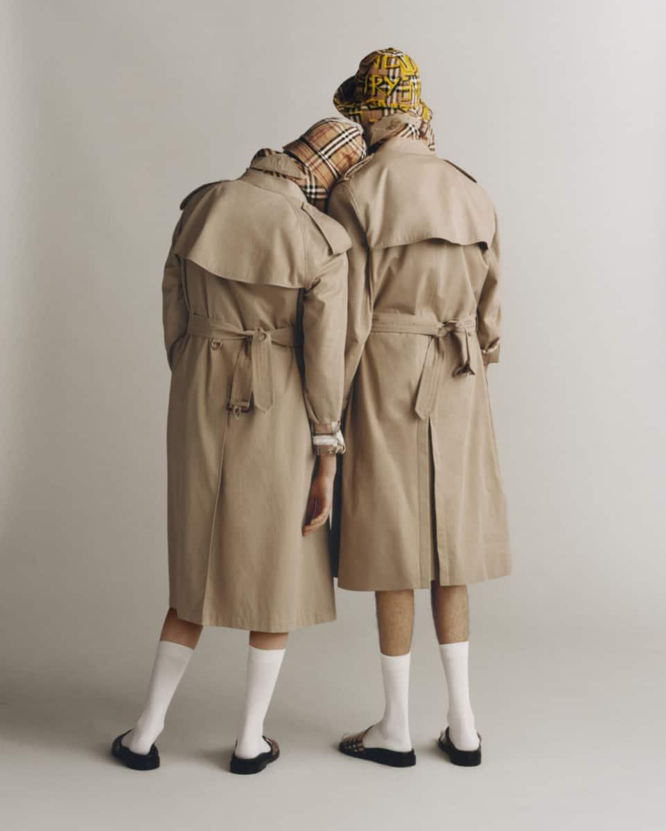 Burberry verbrennt keine Klamotten mehr und verzichtet ab sofort auf Echtpelz
