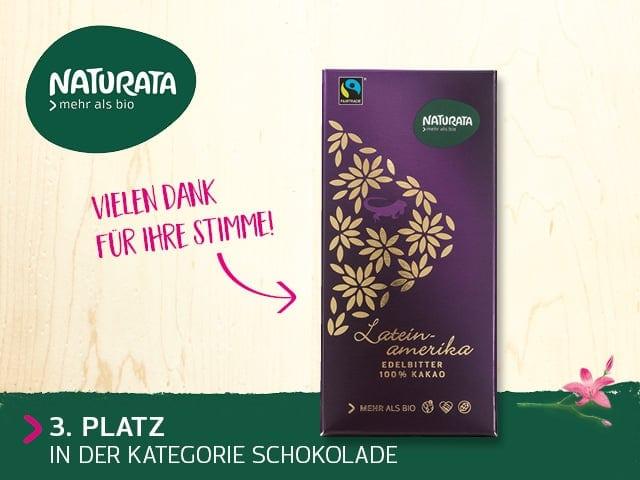 Ausgezeichneter Schokoladen-Genuss!