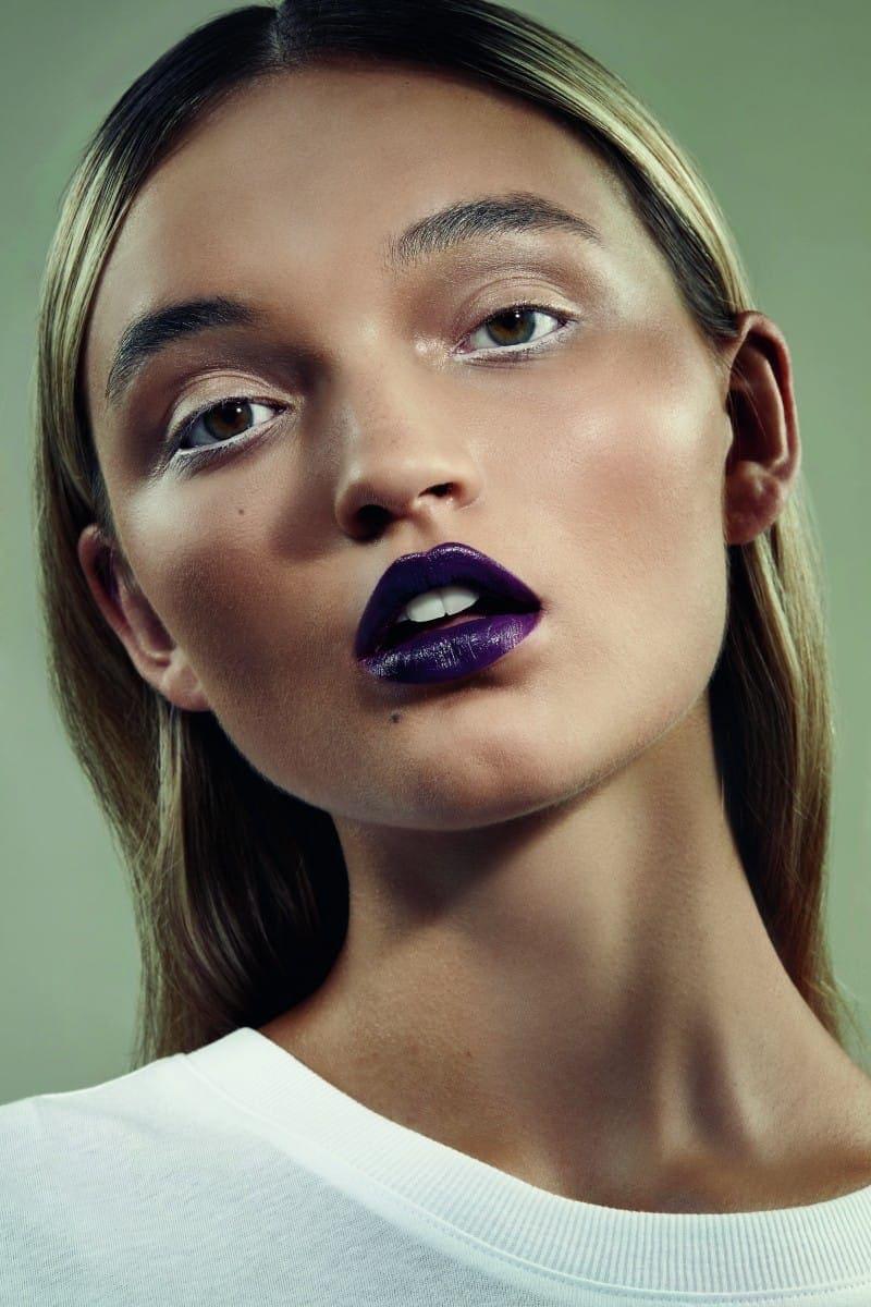 Der Kontrast ist der Clou – die coolsten Beauty-Looks für Xmas und Silvester