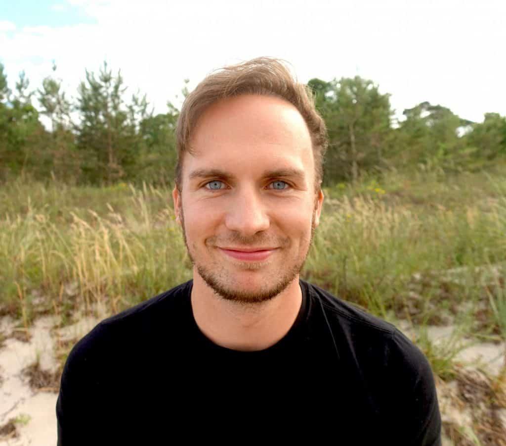 Christoph Schulz: Blogger, Umweltunternehmer und neuerdings auch Autor.