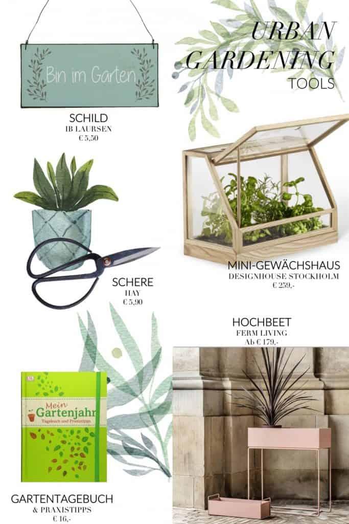 Diese Garten Essentials erleichtern uns die Gartenarbeit – drinnen sowie draußen!