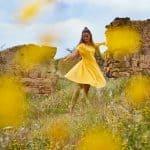 Sunshine Dress aus GOTS-zertifzierter Bio-Baumwolle von jojeco