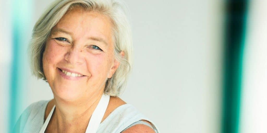 """Hobbyköchin Margot Van Assche machte den Traum vom eigenen Kochbuch mit """"Only two"""" zur Realität."""