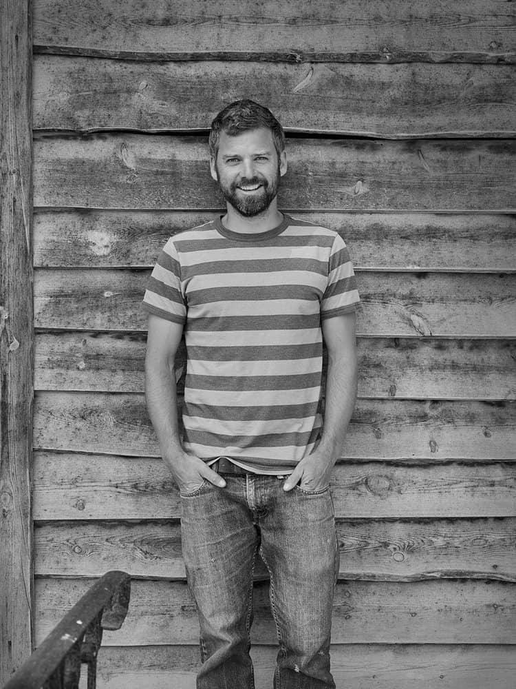 """""""Master Farmer"""" Andy Szymanowicz steht hinter La Granja Ibiza und hat ein Refugium für seine Gäste geschaffen."""