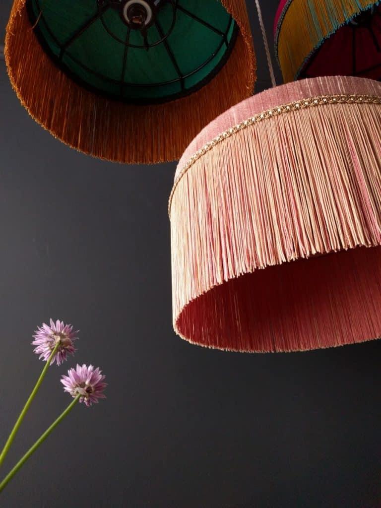 Farben, Formen und Materialien können individuell zusammengestellt werden. Um ca. € 300,- via beauvamp.com
