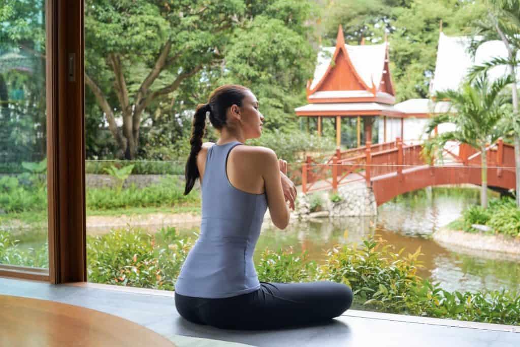 Genau das, was man braucht: In Thailand gelangt man durch individuelle Yogaprogramme zu innerem Frieden