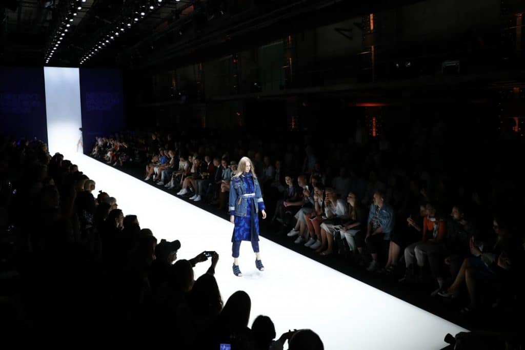 Eröffnung der Neonyt-Show im Rahmen der Berlin Fashion Week Spring/Summer 2020. Phtocredit: John Philips/Getty Images for Neonyt.