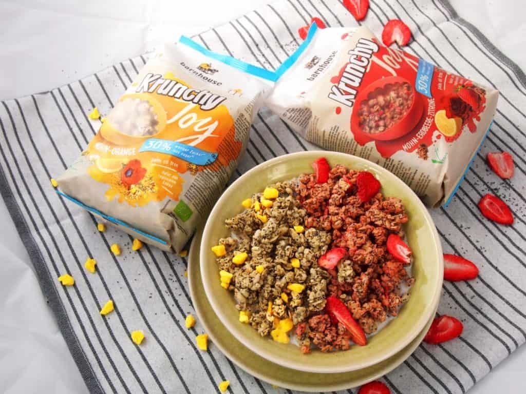 Die Sorten Mohn-Orange und Mohn-Erdbeere Zitone sind unsere Favourites für den Sommer! Photocredit: Barnhouse