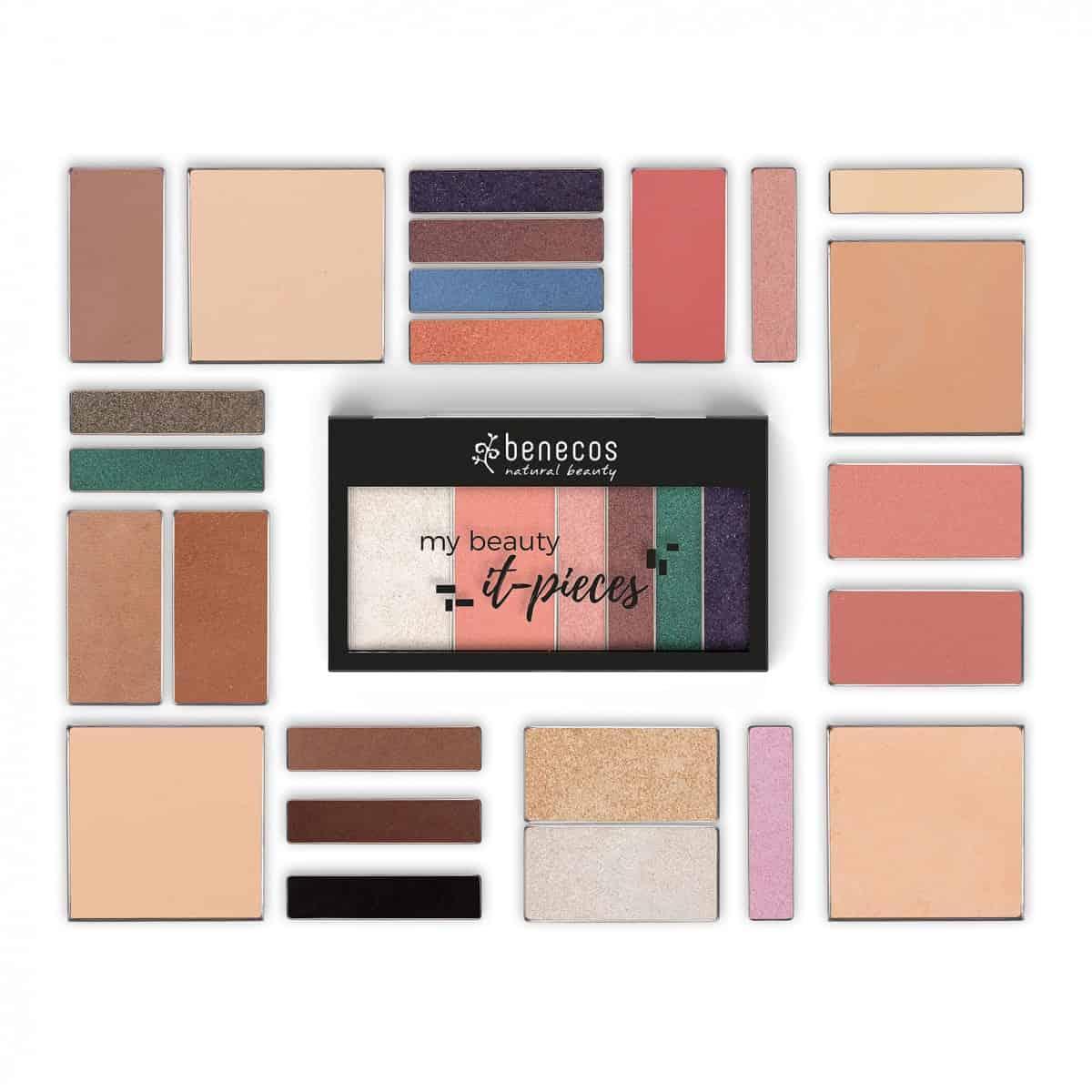 Mix & Match! Die neuen it-pieces Refill Paletten von benecos