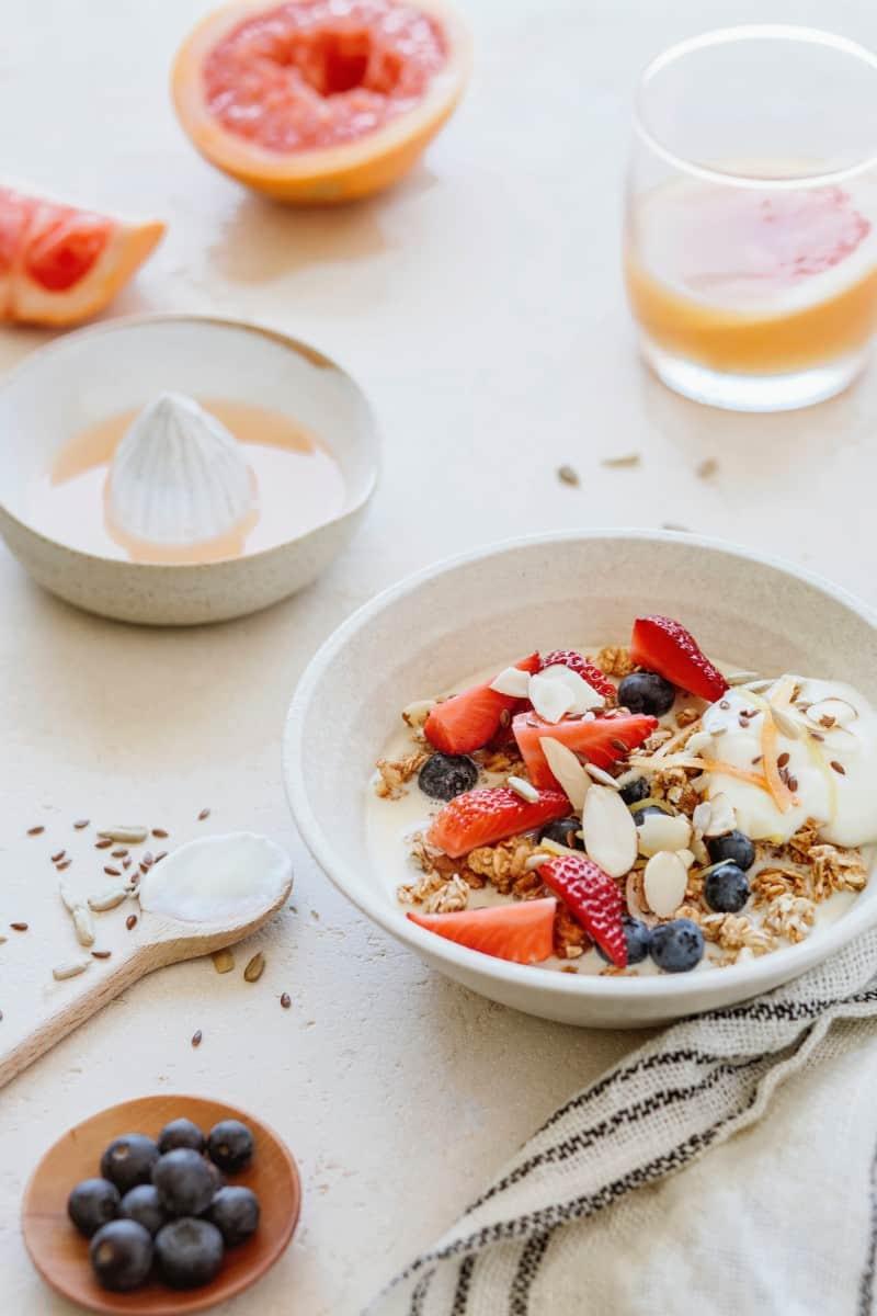 Frühstückstipp: Knuspermüsli mit weniger Zucker und ohne Palmöl