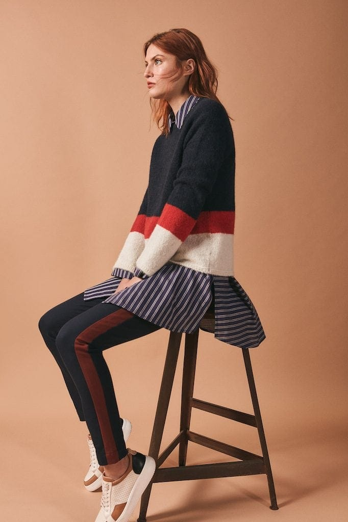 """Gründerin Claudia Lanius hatte bereits vor 20 Jahren das Ziel, """"Öko-Mode"""" für trendbewusste Frauen attraktiv zu machen."""