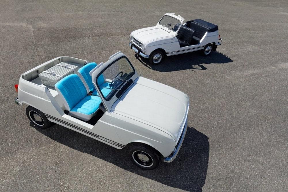 Klassiker als E-Autos neu aufgelegt