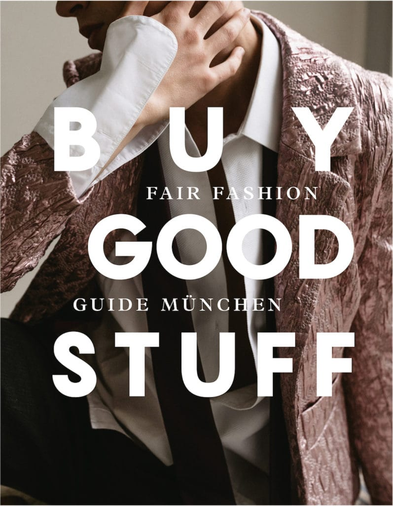 Fair Fashion: Buy Good Stuff