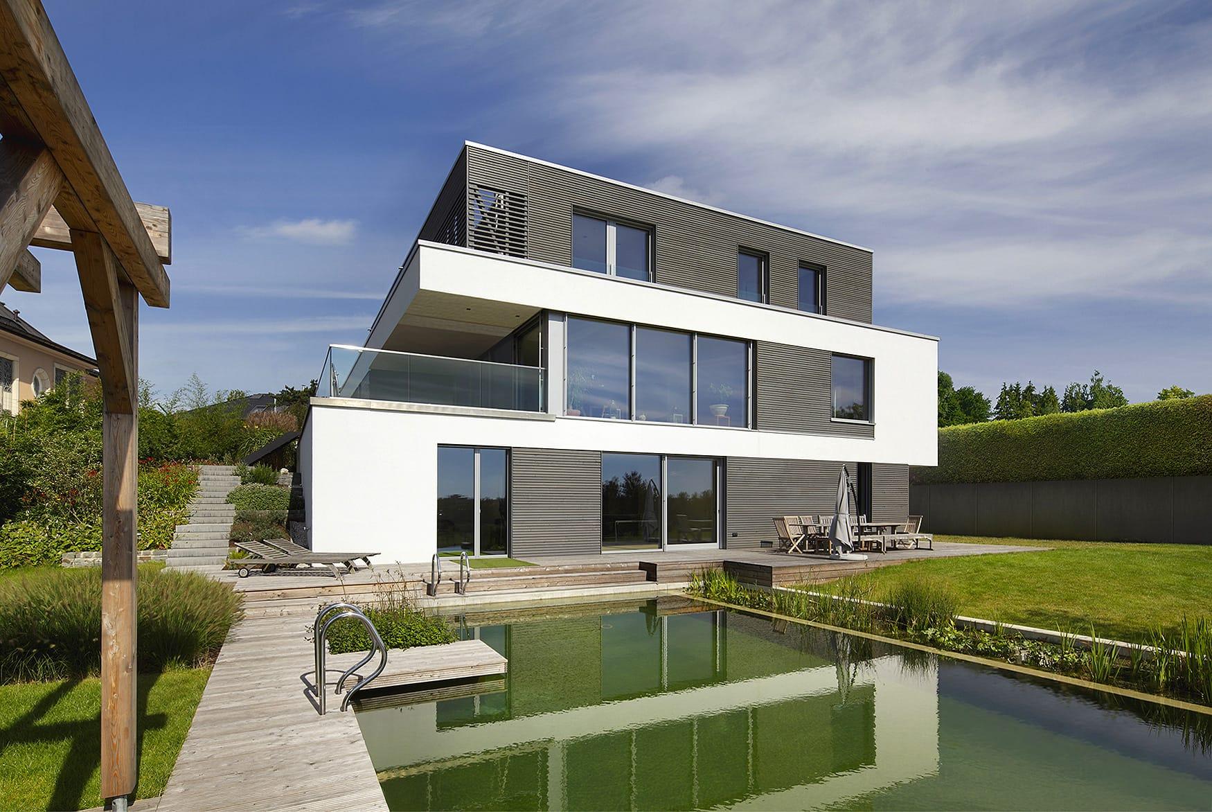 Baufritz: Grüne Öko-Häuser der Zukunft