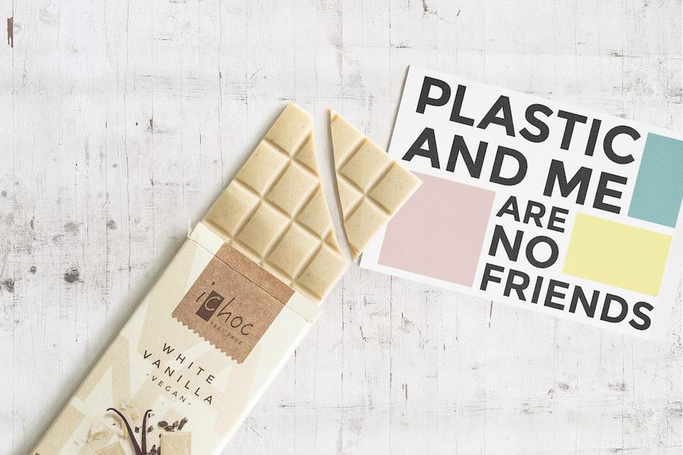 Vivani & iChoc: Plastikfreie Schokolade
