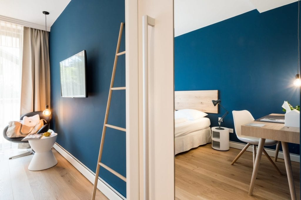 Zimmer Design Hotel Tyrol Südtirol