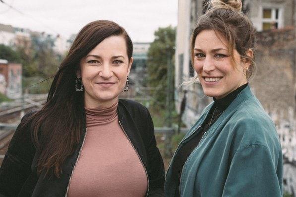 Gründerinnen von INNER ELMT