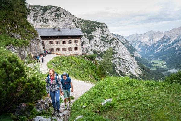 E-Bike & Hike: Mit Ökostrom ins Karwendelgebirge