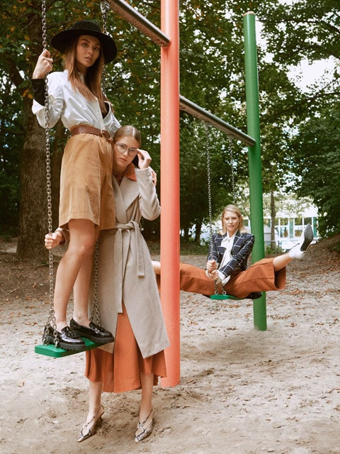 FOGS Fashion Editorial - Play with me