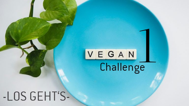 Selbstversuch: FOGS-Redakteurin Ines lebt 1 Monat vegan