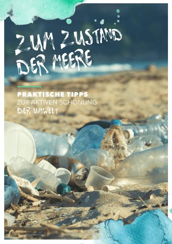 Kostenloses E-Book, Ratgeber zum Schutz der Meere