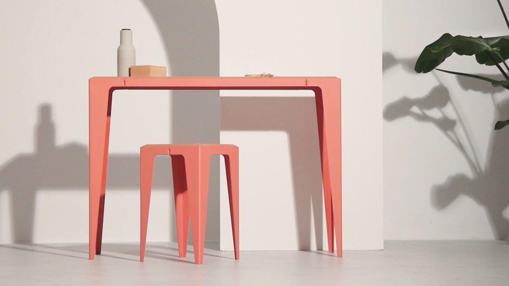 Möbel von WYE – schlicht und hip