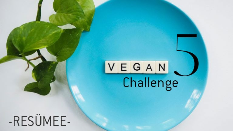 Einen Monat vegan leben: Resümee