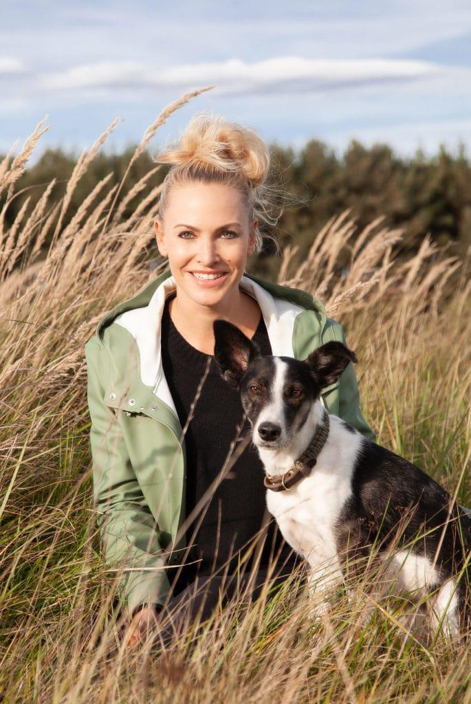 Terra Canis-Gründerin Birgitta Ornau