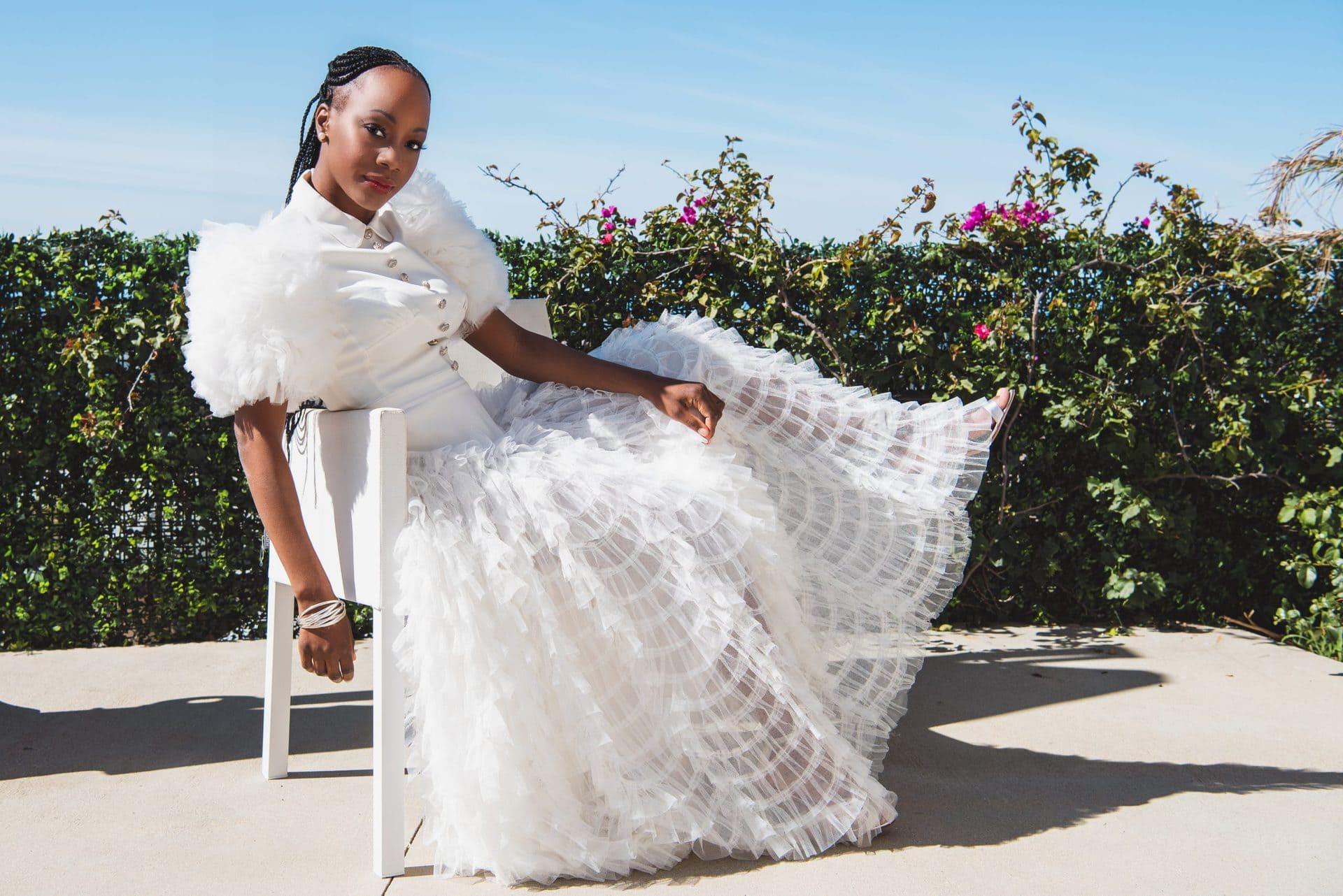 Samata, CEO von Red Carpet Green Dress