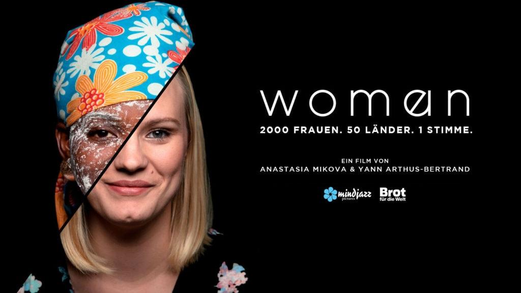 Filmplakat: Women 2000 Frauen. 50 Länder. 1 Stimme.